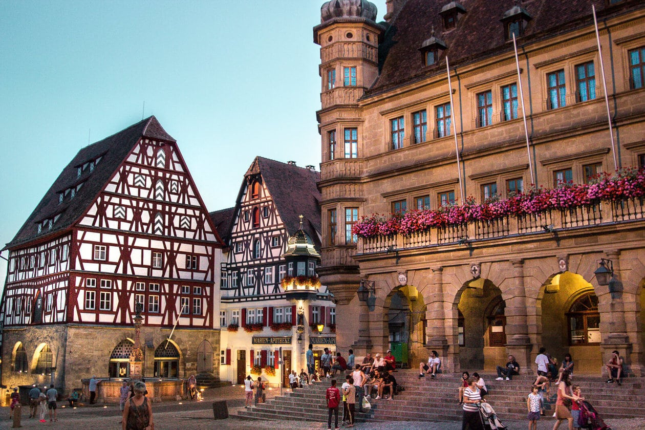 rothenburg ob der tauber a guide to germany 39 s most photogenic town. Black Bedroom Furniture Sets. Home Design Ideas