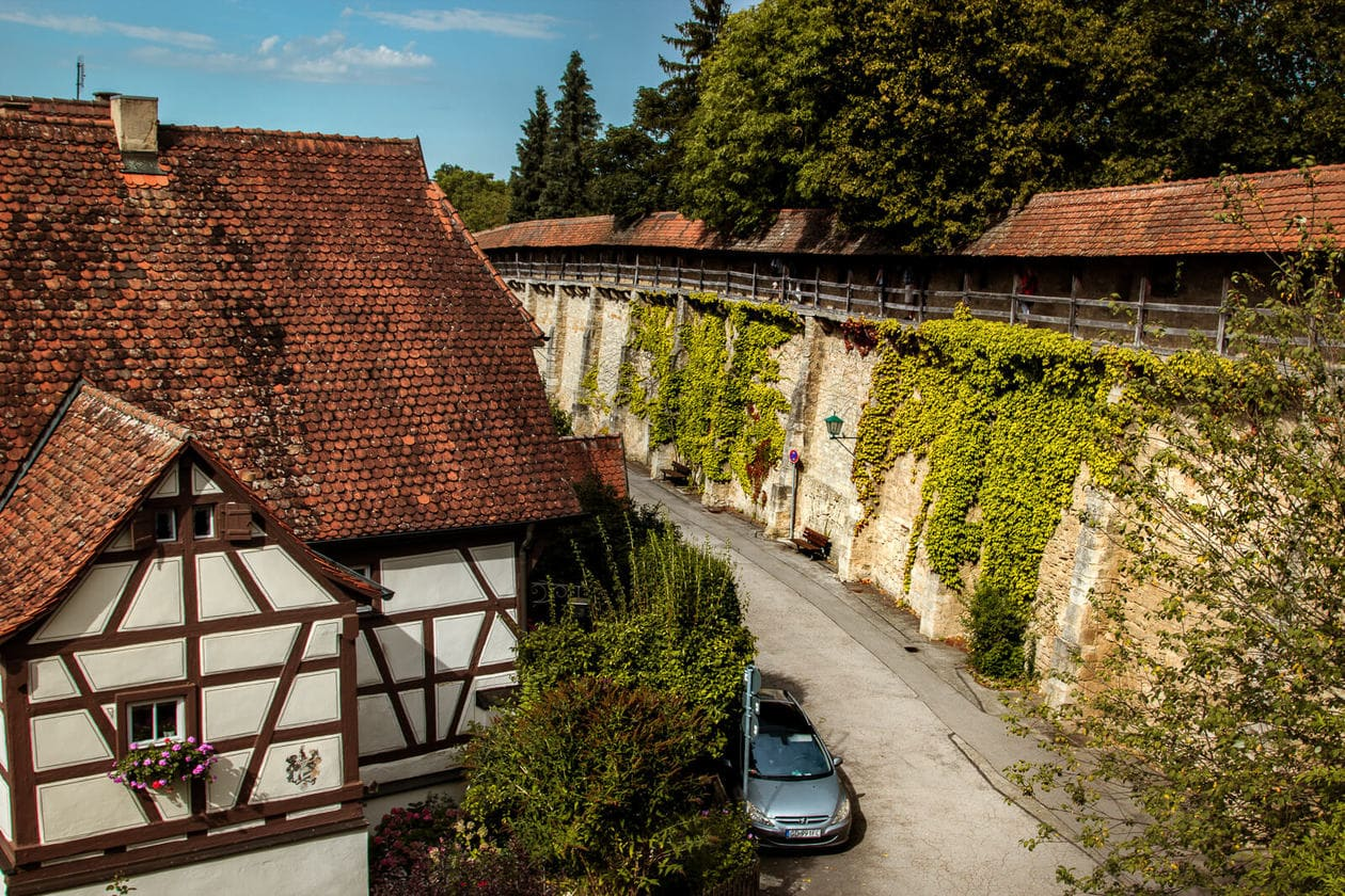 Rothenburg ob der Tauber // A Guide to Germany's Most Photogenic Town
