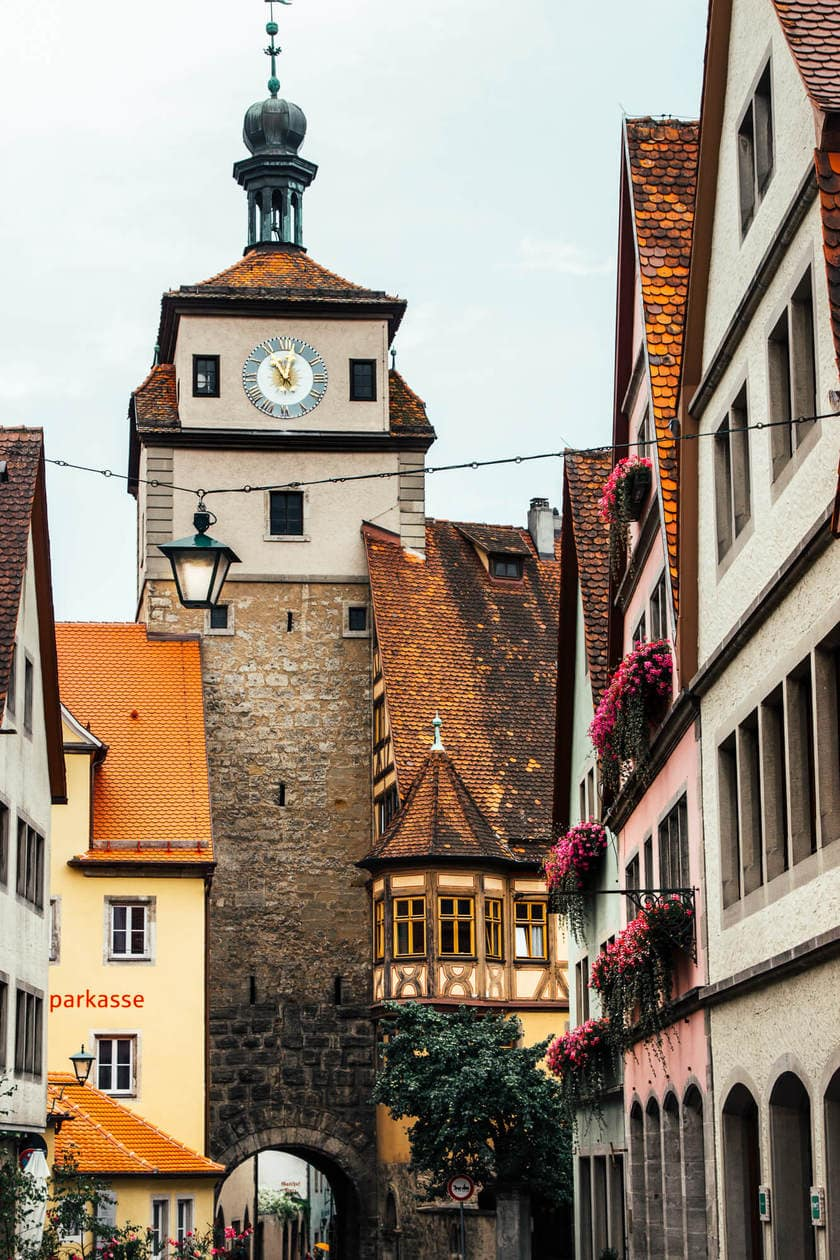 Germany's Romantic Road // A Complete Guide