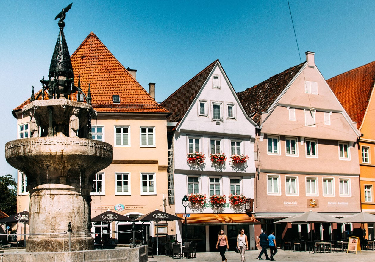 A Guide to Germany's Romantic Road / Suggested Itinerary, Map and Travel Tips