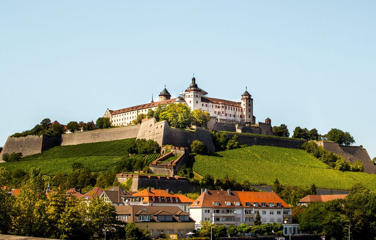 Wurzburg // A Guide to Germany's Romantic Road: Suggested Itinerary, Map and Travel Tips