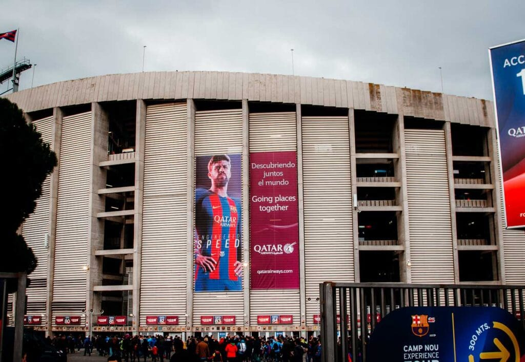 Visit Camp Nou Stadium