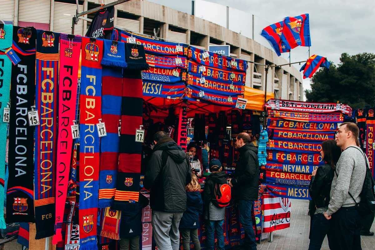 FC Barcelona Merch