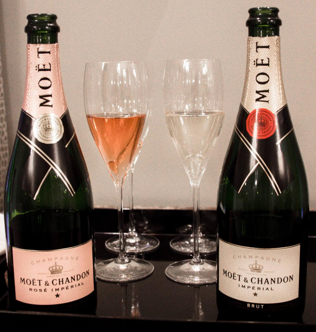 Moet and Chandon Champagne Tasting in Epernay