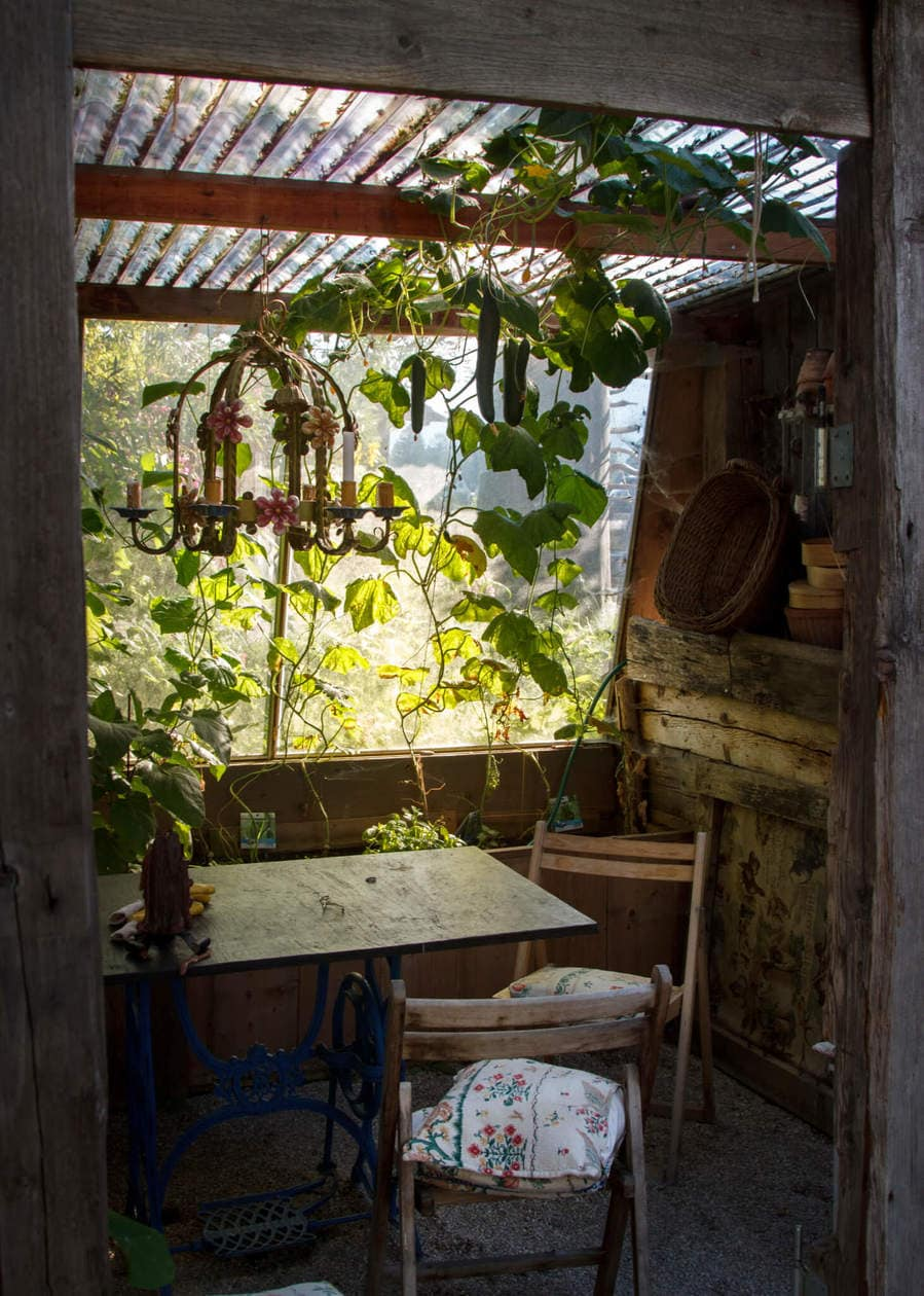 Unique Airbnb's in Bavaria : Bettina's Arthouse