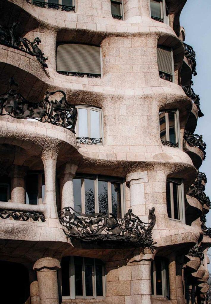 Casa Mila (La Pedrera) Facade