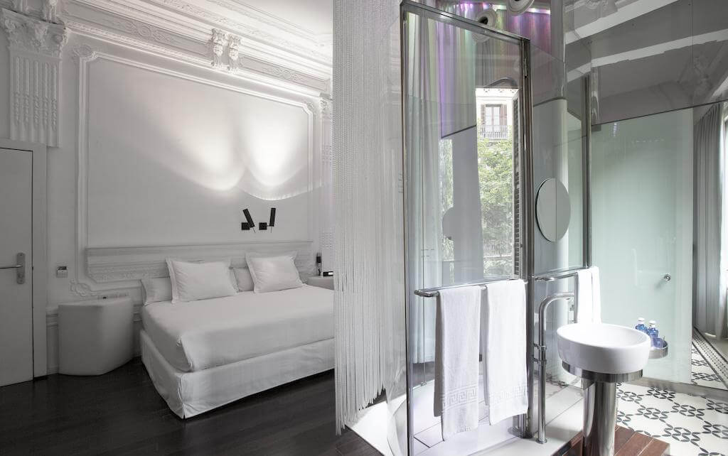 Chic Basic Born Boutique Hotel in Barcelona's Gothic Quarter