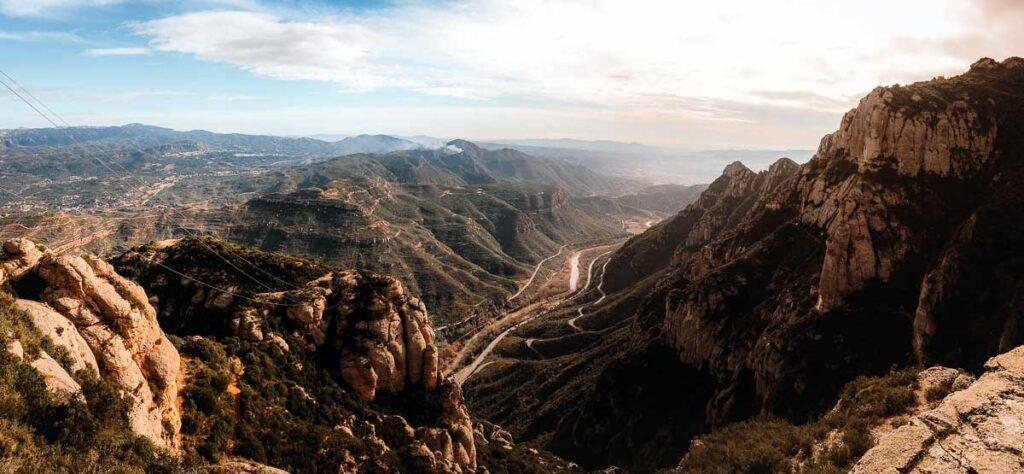 Montserrat Spain Views