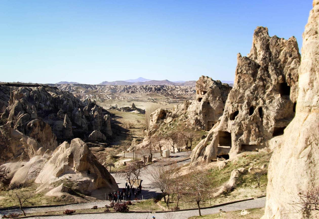 Goreme Open Air Museum Cappadocia S Ancient Cave Churches