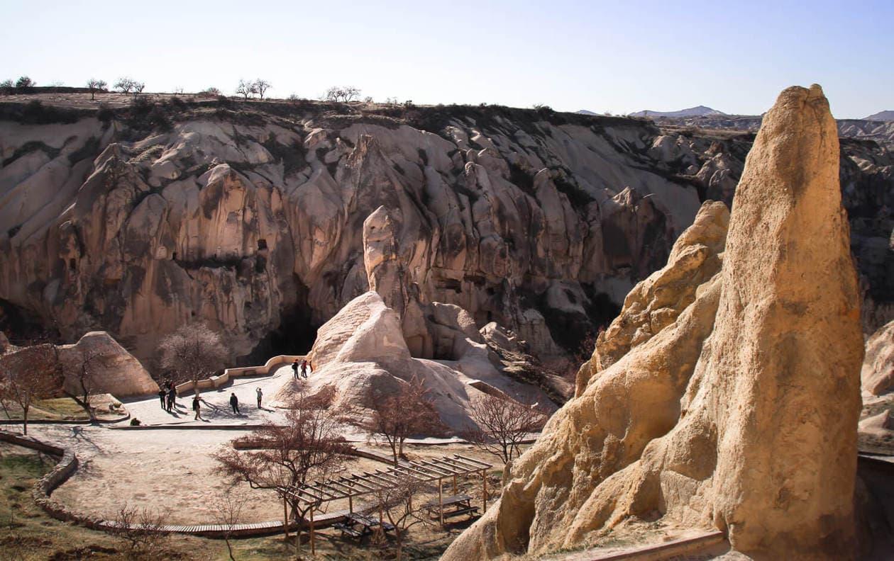 Goreme Open Air Museum - Cappadocia