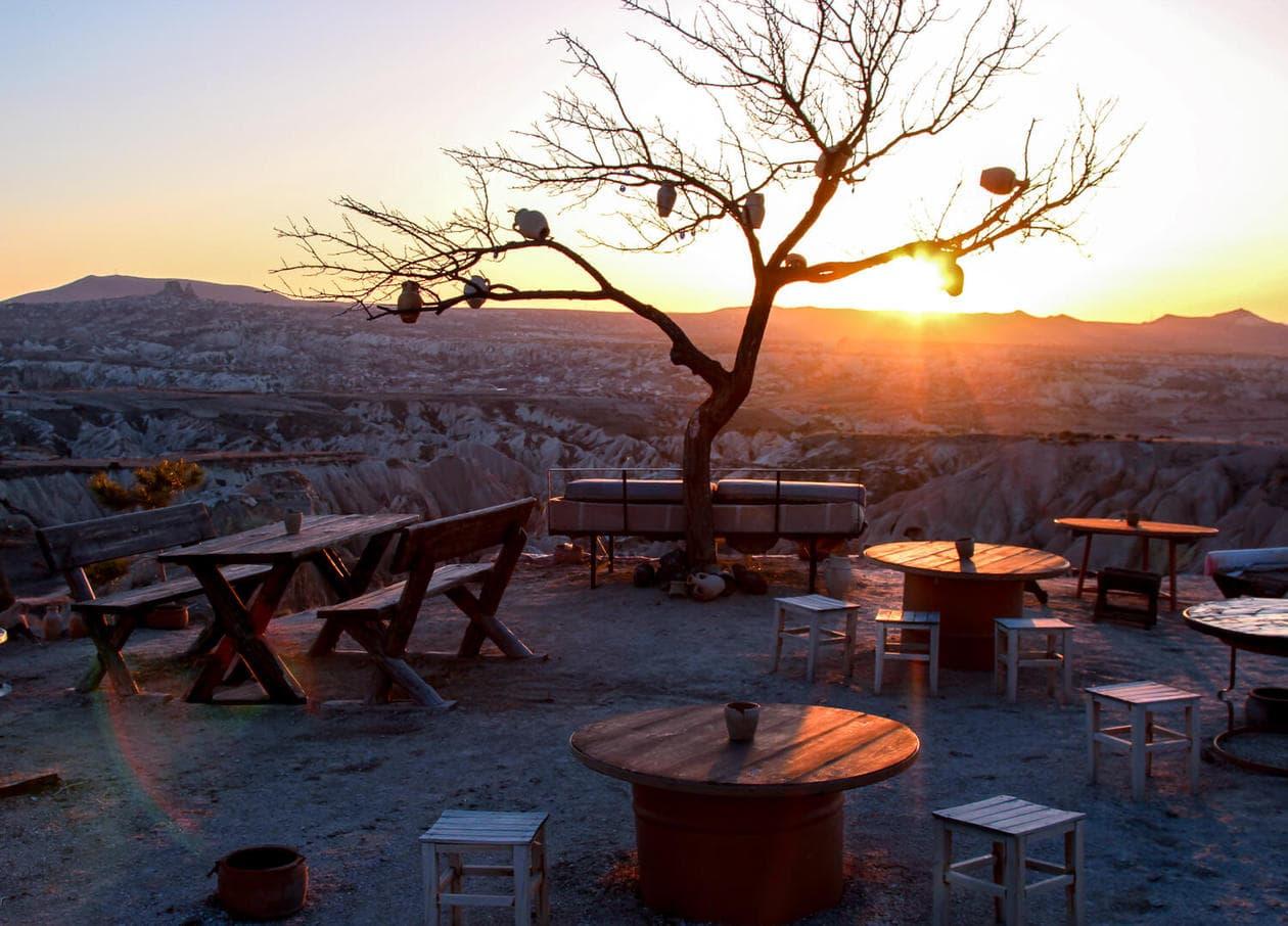 Best Sunset Bars in the World