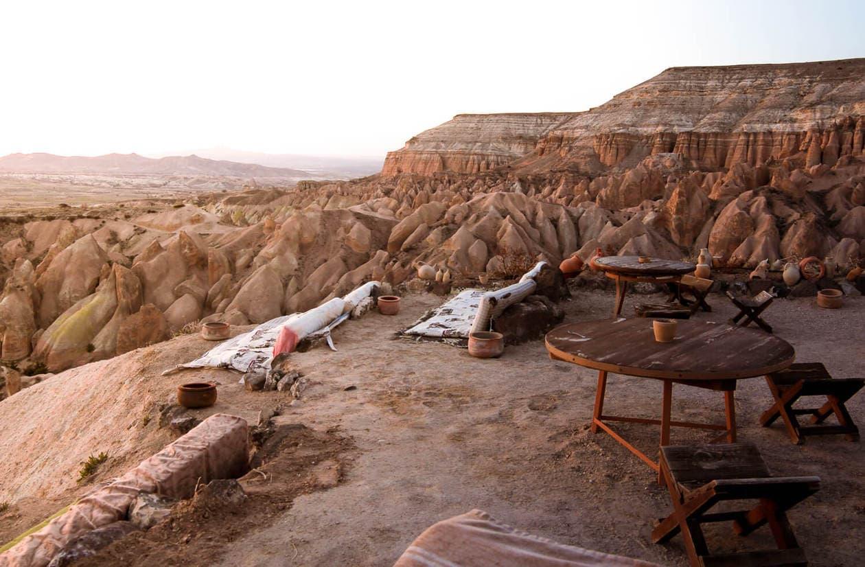 Best Sunset in Cappadocia