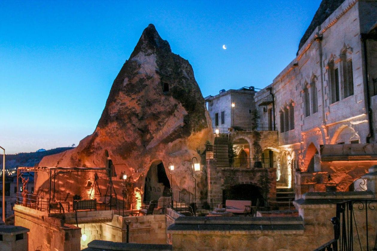 Cappadocia Cave Hotel // Mithra Cave Hotel