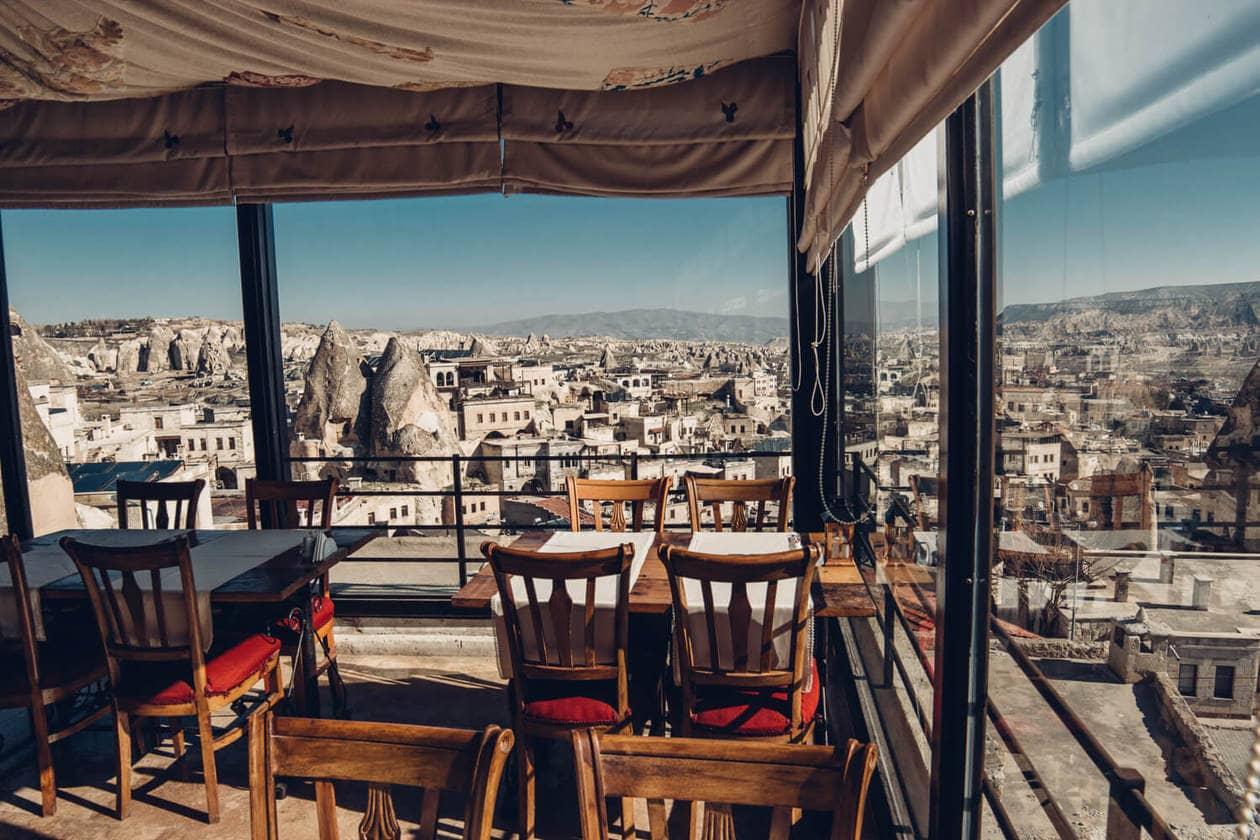 Mithra Cave Hotel Restaurant