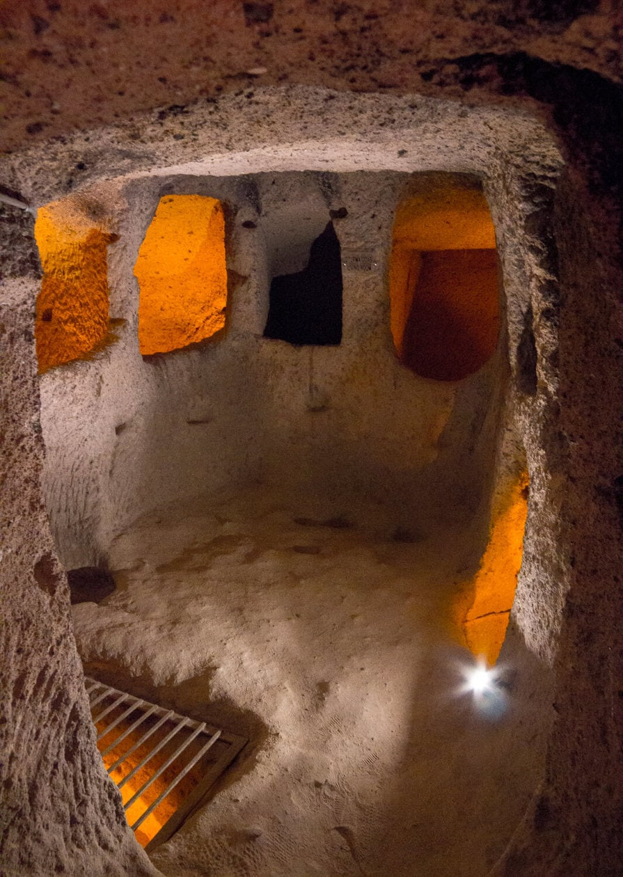 Kaymakli Underground City Apartment