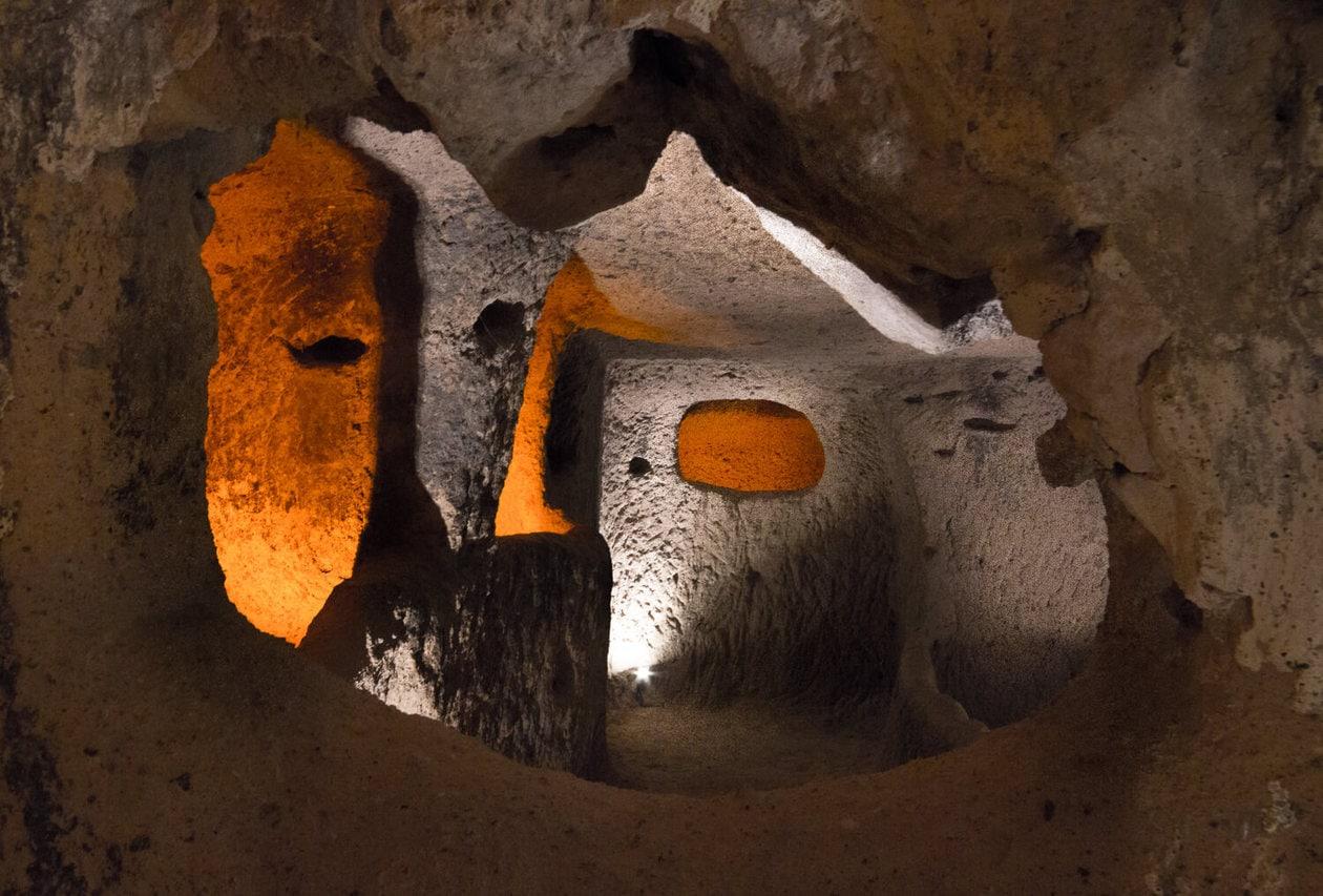 Cappadocia Underground Cities