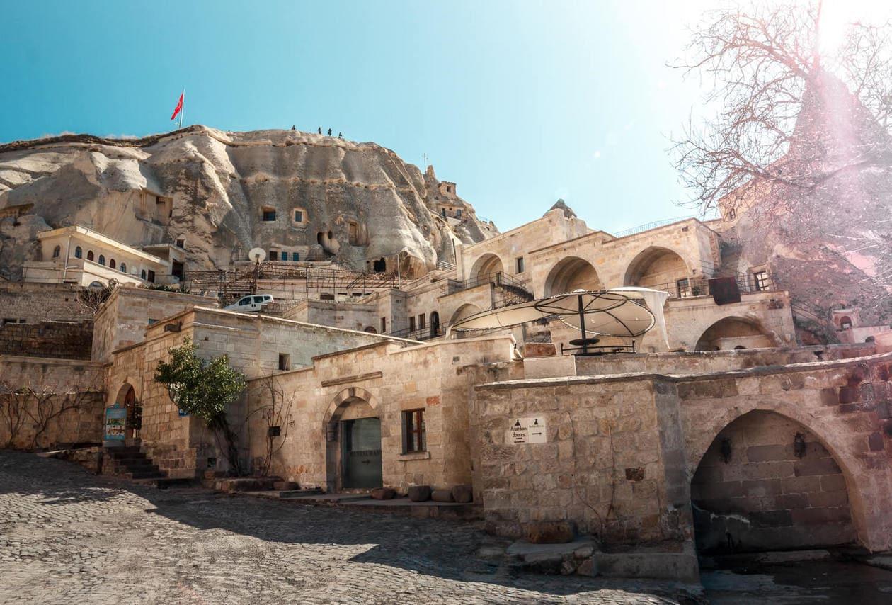 Cave Hotel, Cappadocia