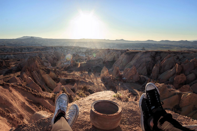 The Red Valley | Cappadocia, Turkey