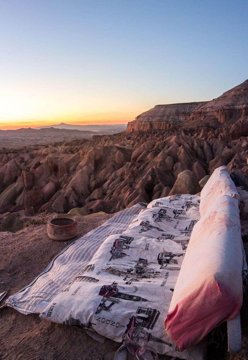 Red Valley Cappadocia, Turkey