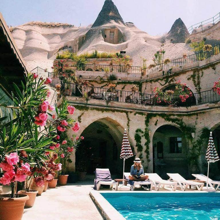 Cappadocia Cave Hotel // Local Cave House Hotel