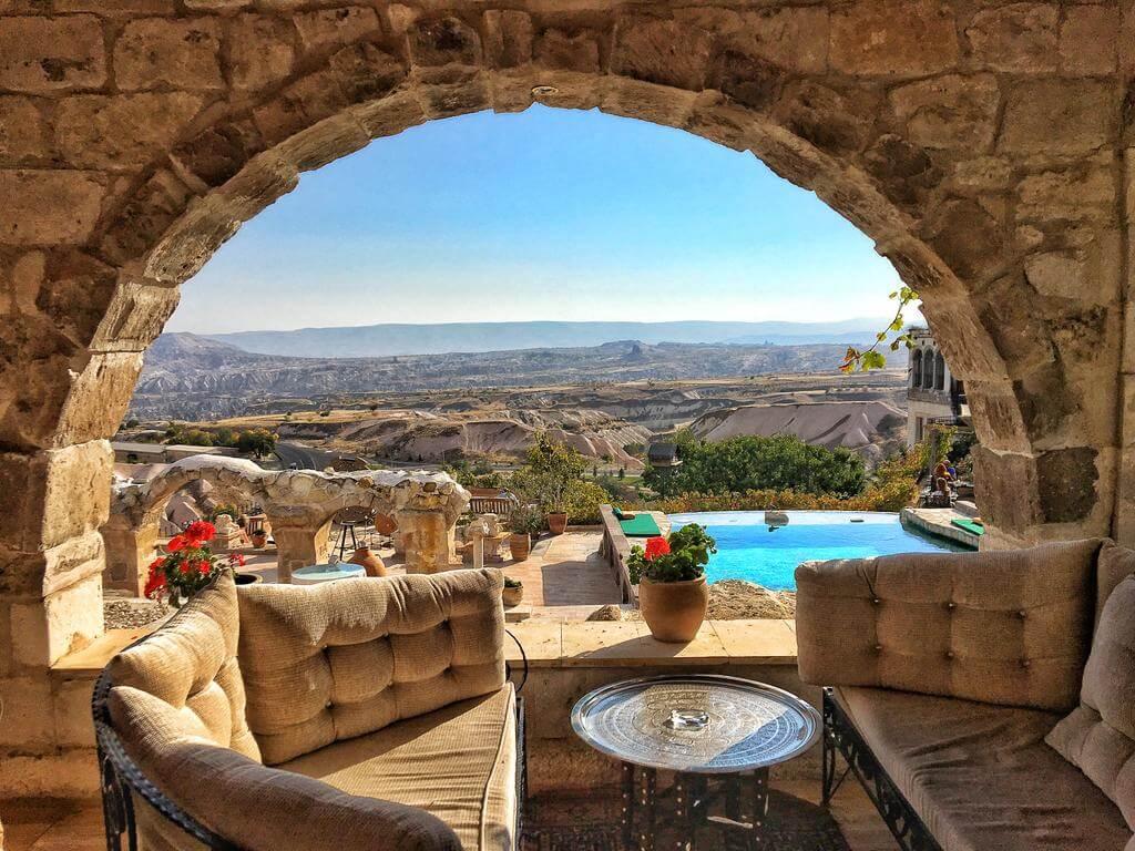 Museum Hotel // Luxury Cappadocia Cave Hotel