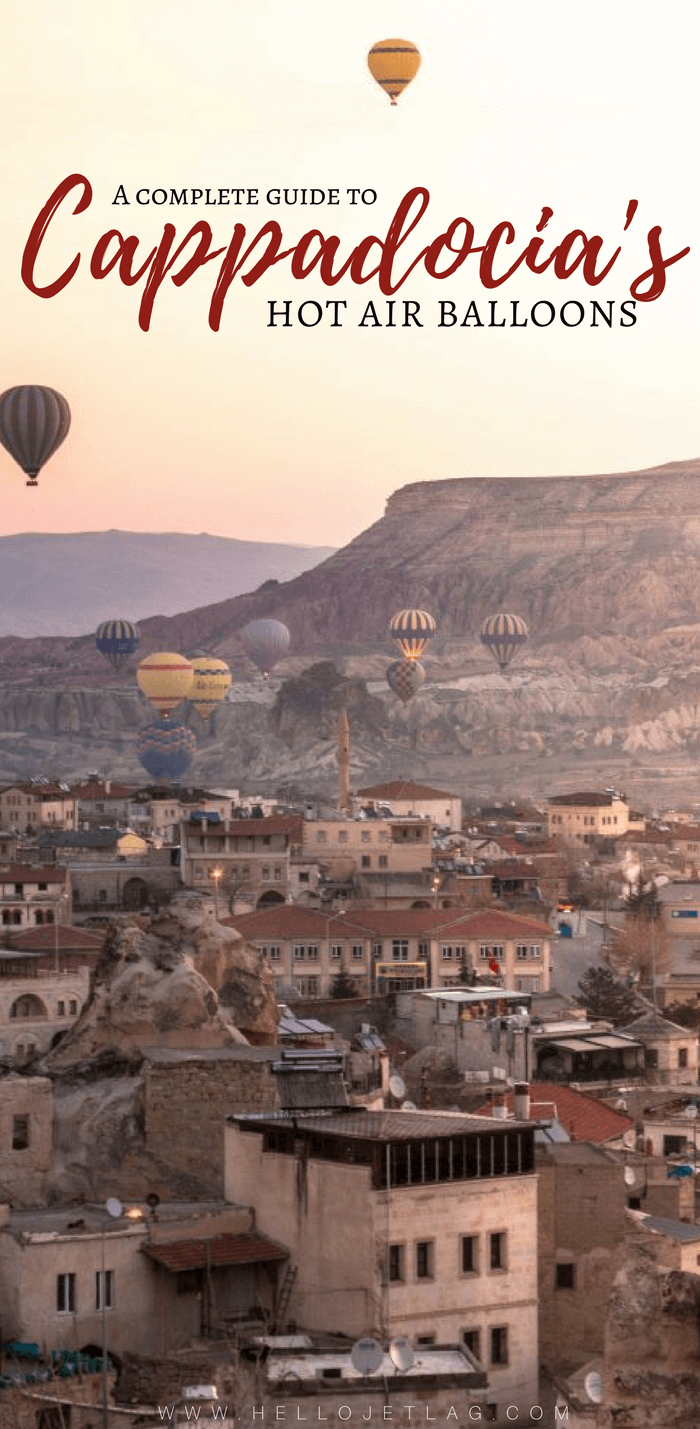 A Complete Guide to Cappadocia Hot Air Balloon Rides + 6 of the Best Viewing Locations from the Ground