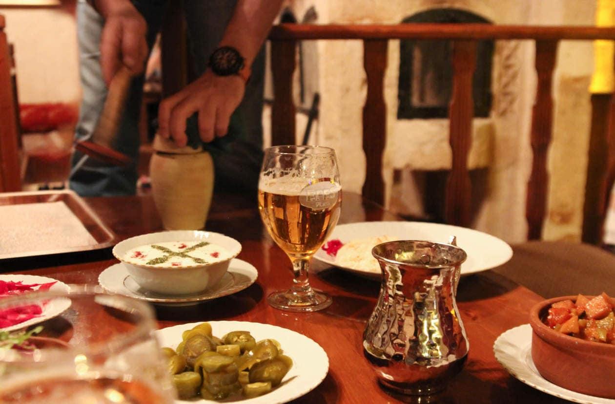Dibek: Best Pottery Kebab in Cappadocia
