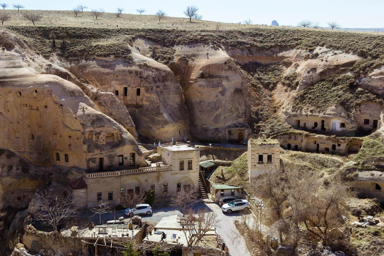 Cavusin Cappadocia, Turkey