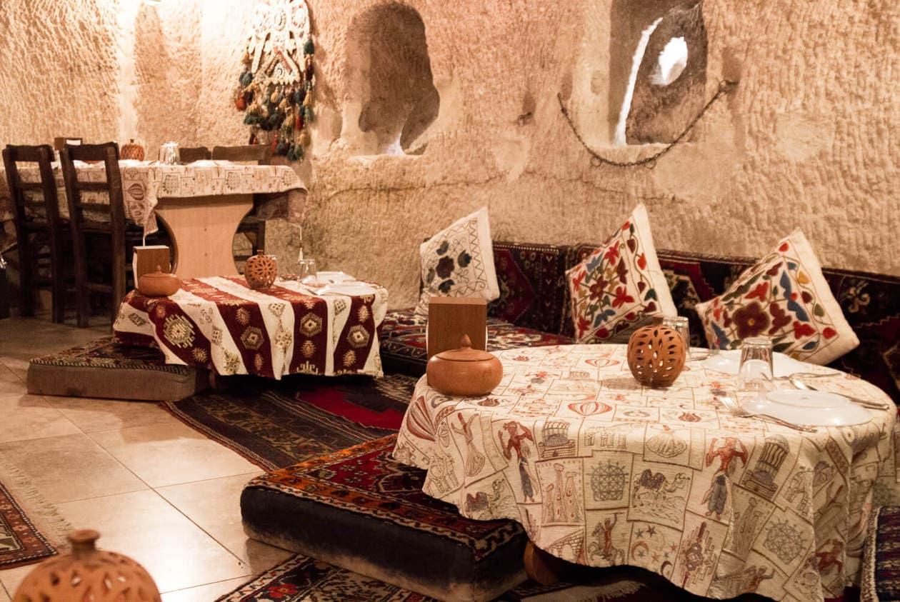 Top Deck Restaurant, Cappadocia