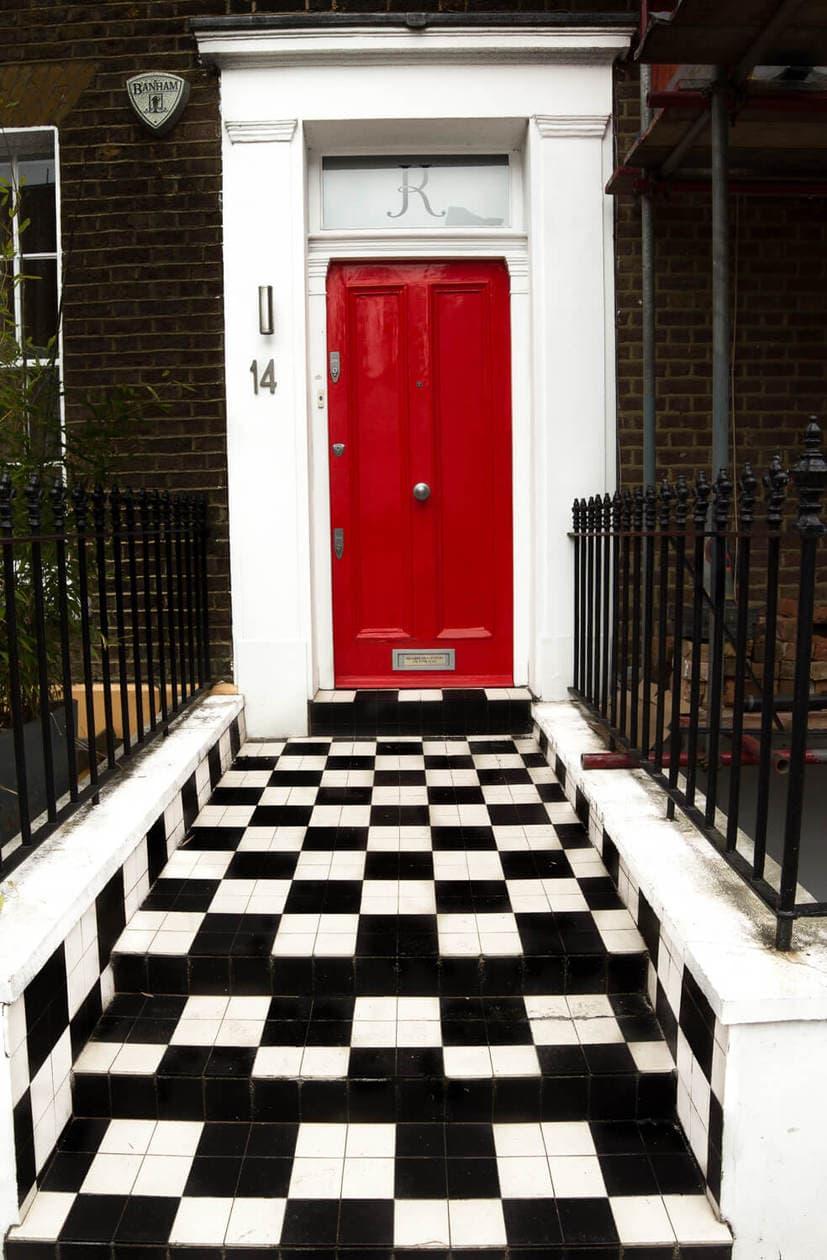 Red Door, Notting Hill