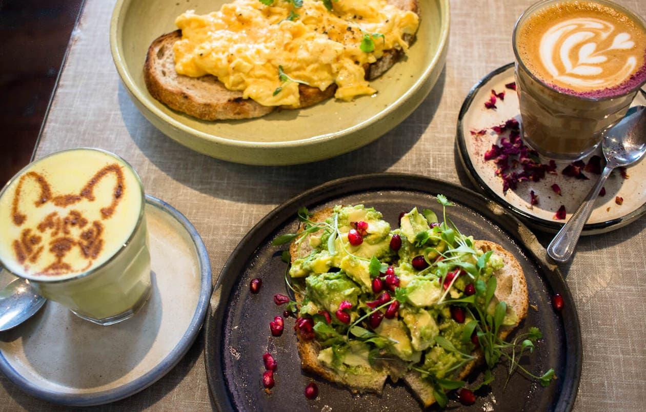 Farm Girl Cafe, Notting Hill