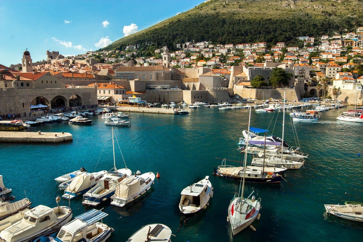 Old Town Port, Dubrovnik