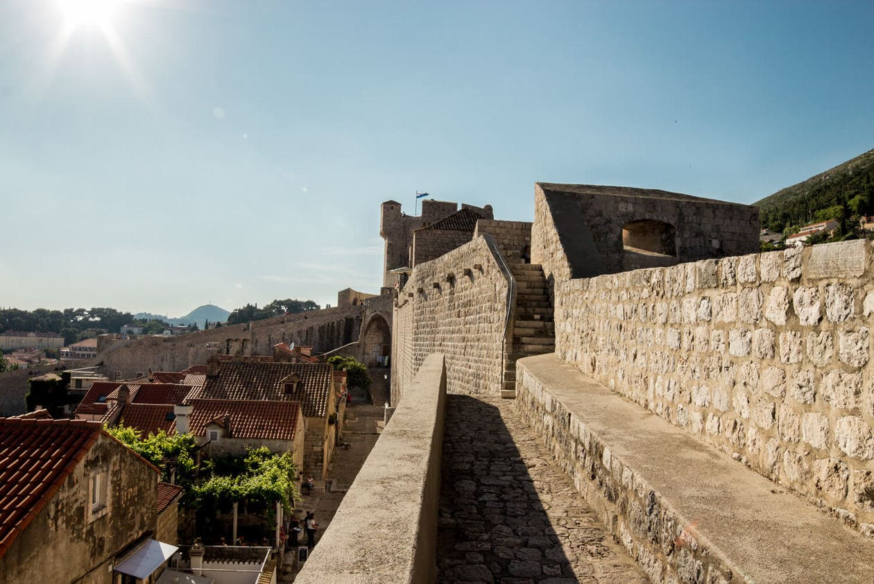 Walking the Dubrovnik Walls