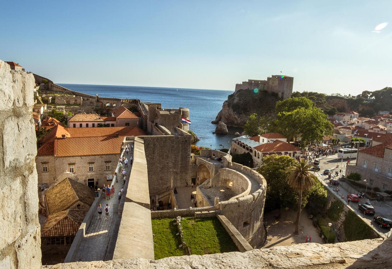 Dubrovnik's Old City