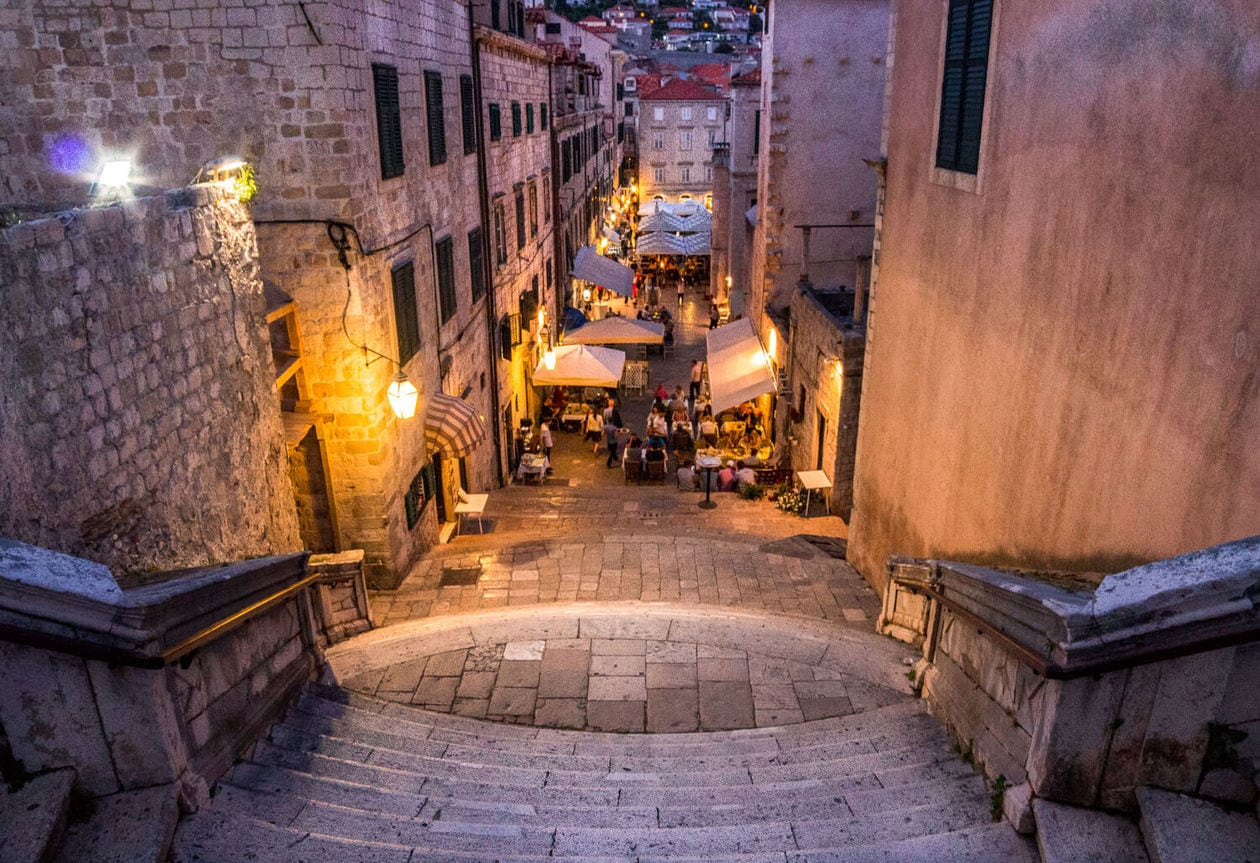 Visiting Old Town Dubrovnik 5 Tips For Avoiding The Crowds