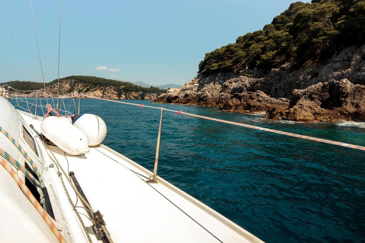 Kolocep Island Dubrovnik