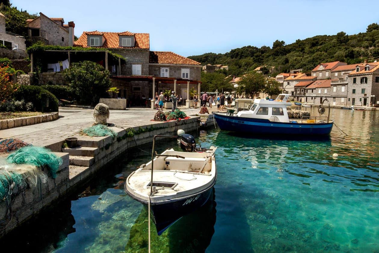 Sipan, Croatia