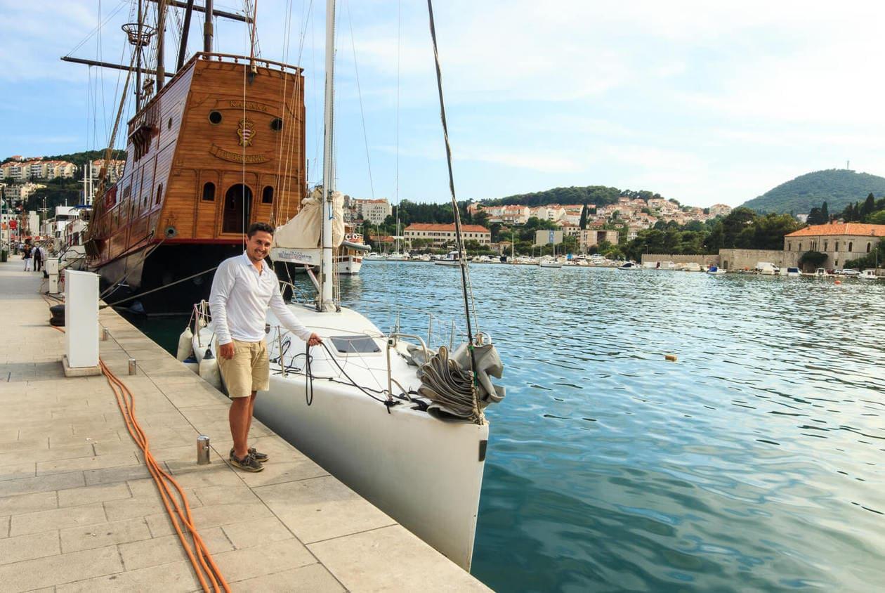 Dubrovnik Sailboat Charter