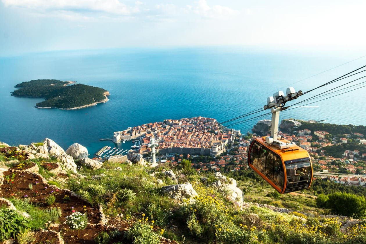 The Best View of Dubrovnik