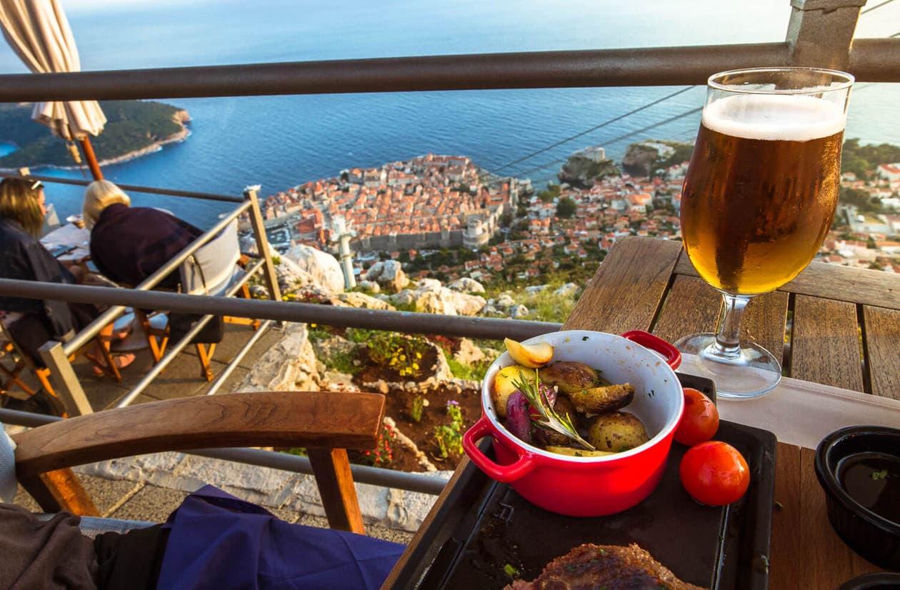 Panorama Restaurant, Dubrovnik