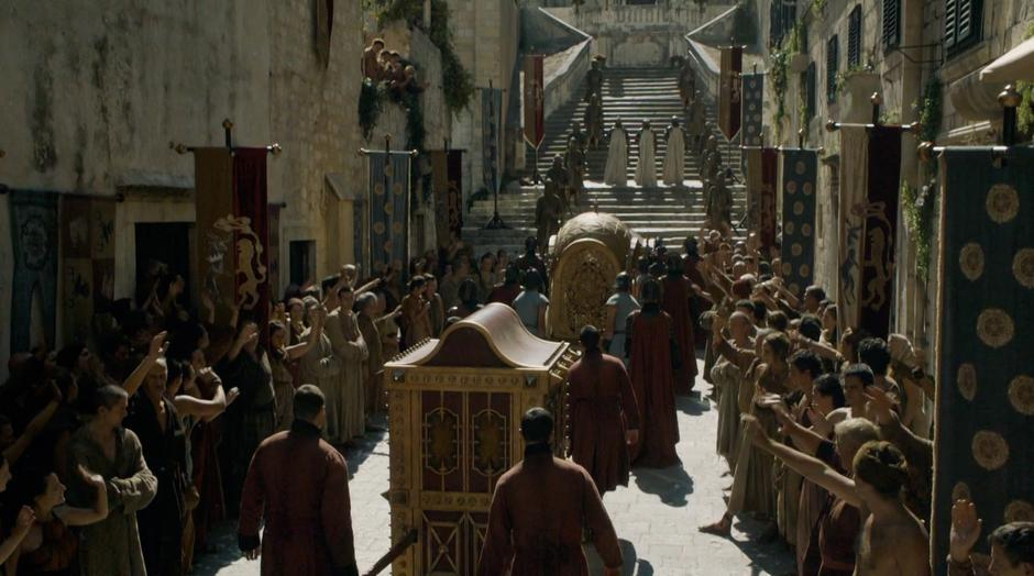 Dubrovnik Game of Thrones The Great Sept