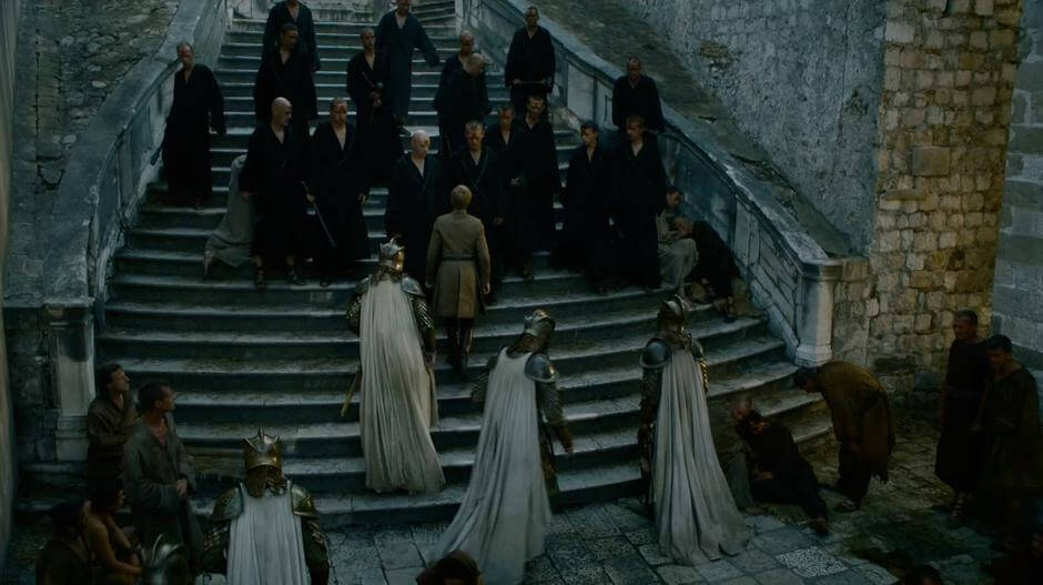 Dubrovnik Game of Thrones: Staircase