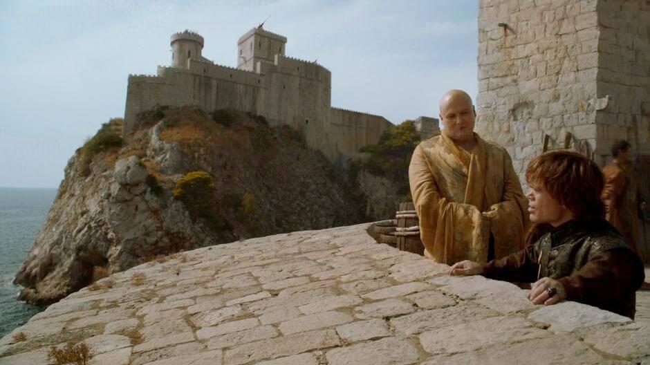 Game of Thrones in Dubrovnik