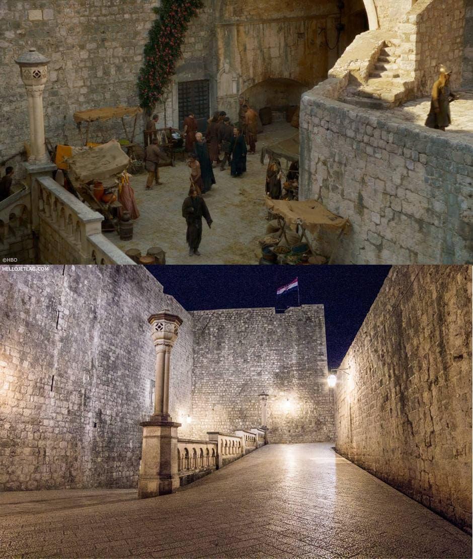 Dubrovnik Game of Thrones Tour: Pile Gate