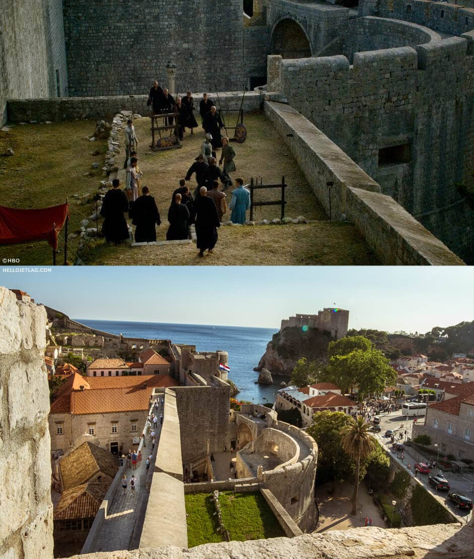 Dubrovnik Game of Thrones Walking Tour: Filming Locations