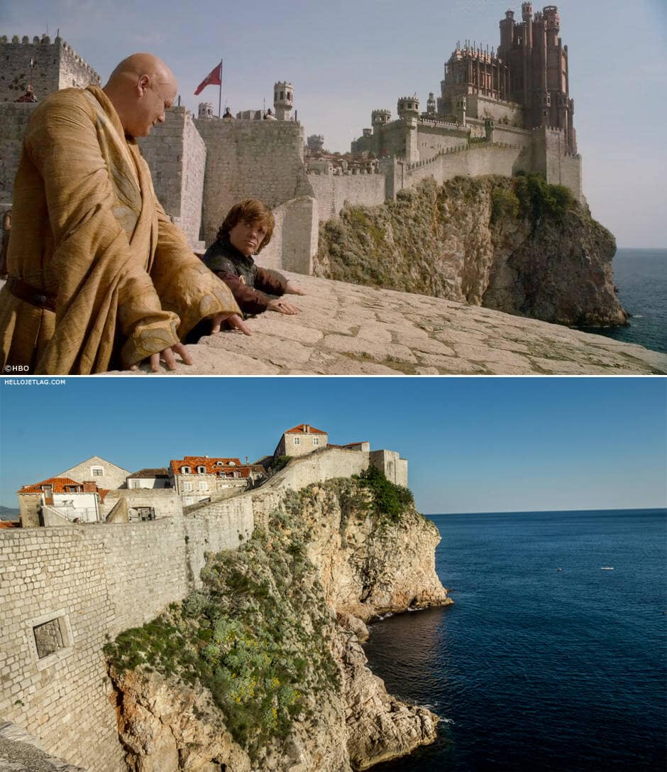 Dubrovnik Game of Thrones Self Guided Walking Tour