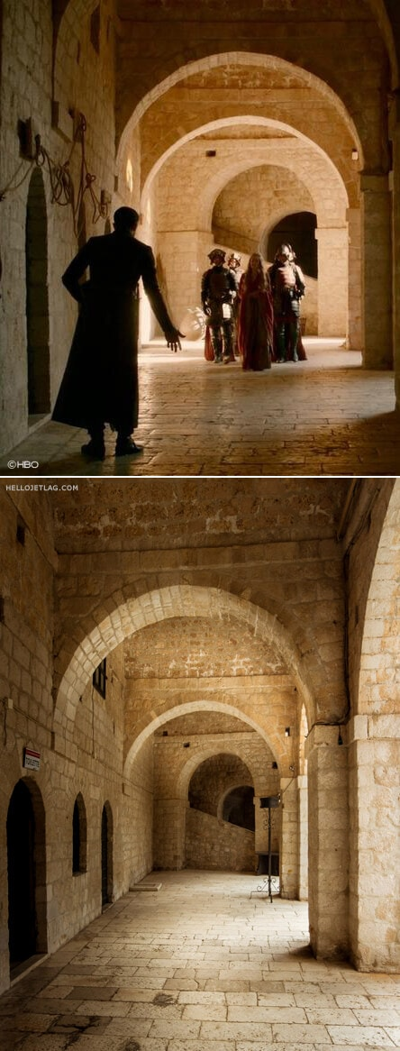 Dubrovnik Game of Thrones DIY Tour: Locations