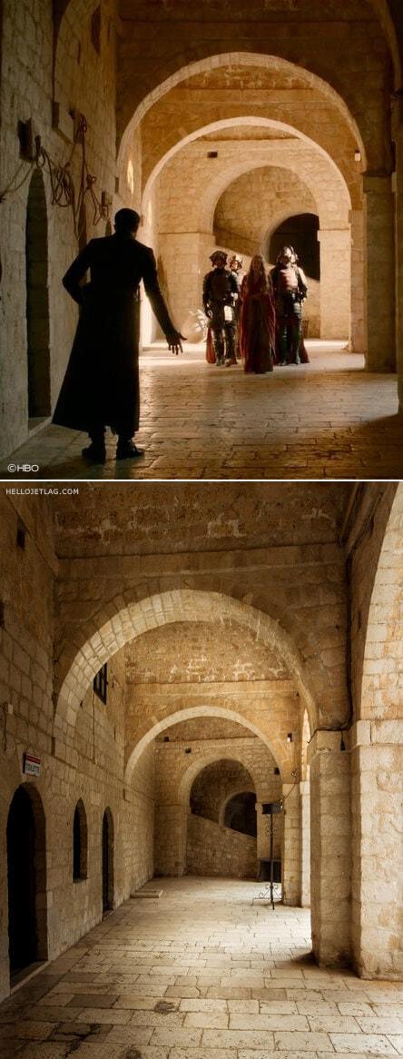 Dubrovnik Game of Thrones DIY Tour: Locations