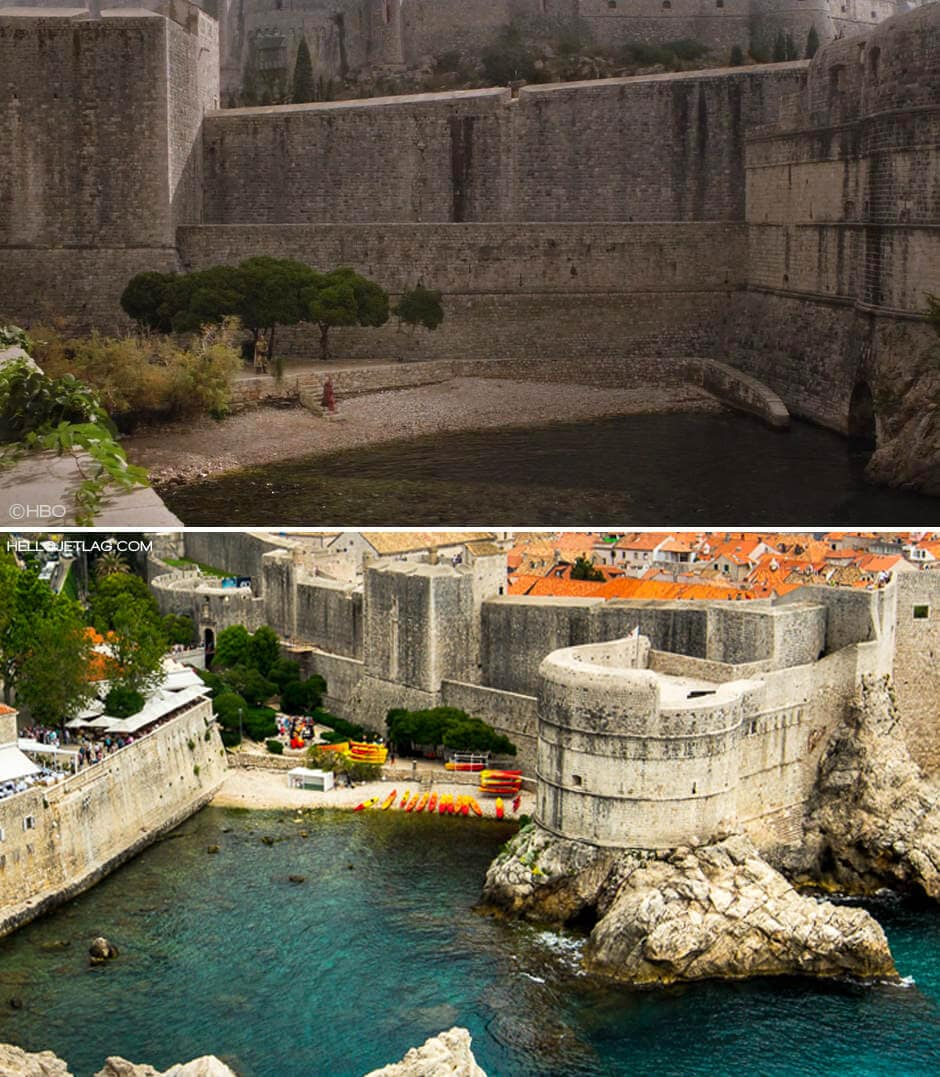 Dubrovnik Game of Thrones Tour: Filming Locations