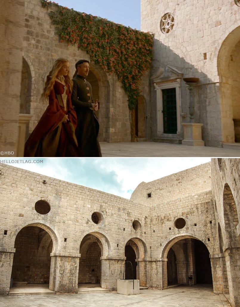 Dubrovnik Game of Thrones Self Guided Tour